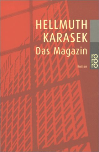 Das Magazin: Karasek, Hellmuth
