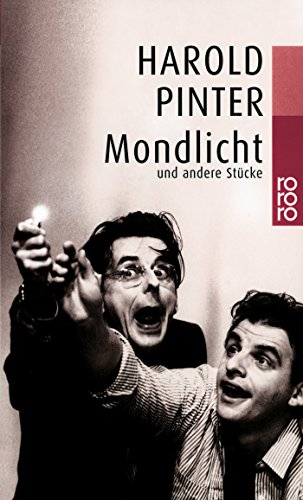 Mondlicht: und andere Stücke.: Pinter, Harold