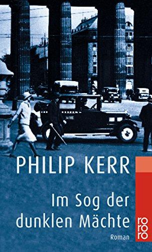 9783499228285: Im Sog der dunklen Mächte. Ein Fall für Bernhard Gunther.