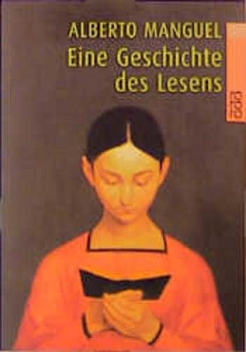 9783499229084: Eine Geschichte des Lesens.