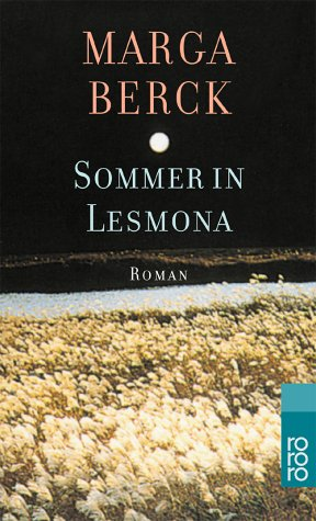 9783499230653: Sommer in Lesmona (German Edition)