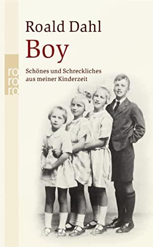 9783499235412: Boy: Schönes und Schreckliches aus meiner Kinderzeit