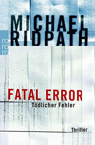 9783499240096: Fatal Error
