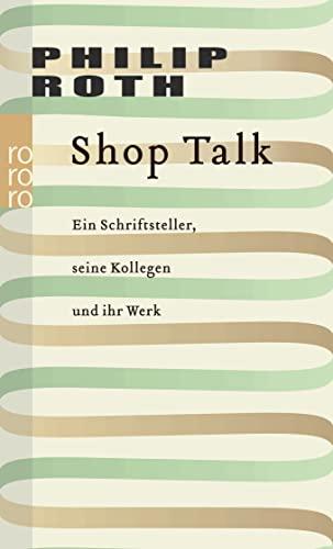 9783499240980: Shop Talk