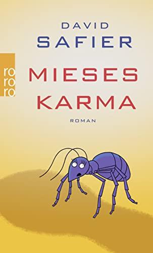 9783499244551: Mieses Karma (German Edition)