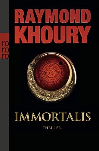 9783499244759: Immortalis - Thriller