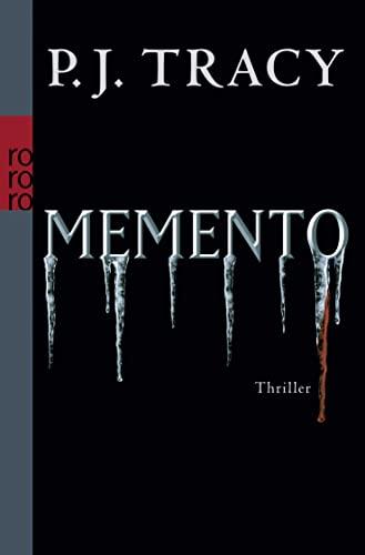 9783499245459: Memento (German Edition)