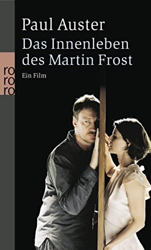 Das Innenleben des Martin Frost: Ein Film: Auster, Paul