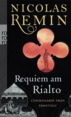 9783499246883: Requiem am Rialto (German Edition)