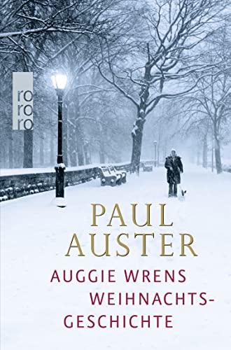 9783499248634: Auggie Wrens Weihnachtsgeschichte