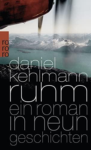 9783499249266: Ruhm - Ein Roman in neun Geschichten