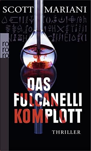 Das Fulcanelli-Komplott: Scott Mariani