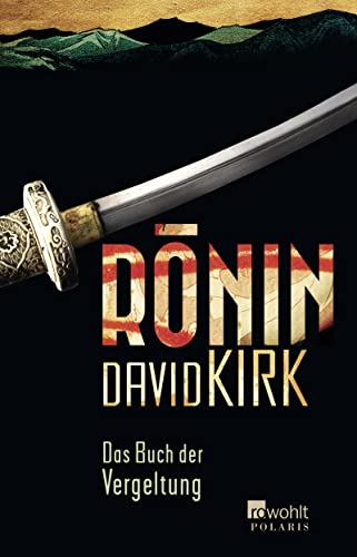 9783499253294: Ronin. Das Buch der Vergeltung