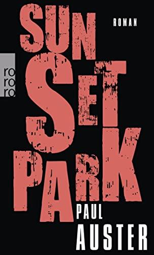 9783499255168: Sunset Park