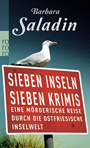Sieben Inseln. Sieben Krimis: Eine mörderische Reise: Barbara Saladin