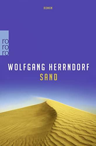 9783499258640: Sand (German Edition)