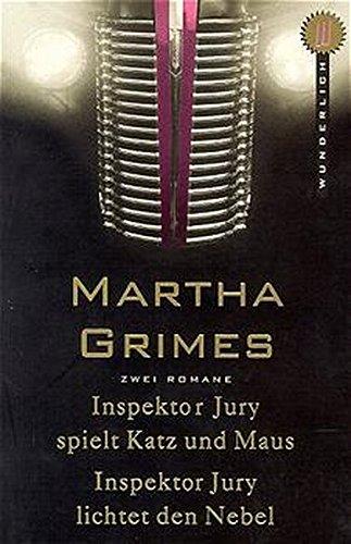 9783499261343: Inspektor Jury spielt Katz und Maus. Inspektor Jury lichtet den Nebel.