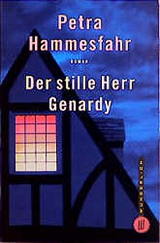 9783499262234: Der Stille Herr Genardy (German Edition)