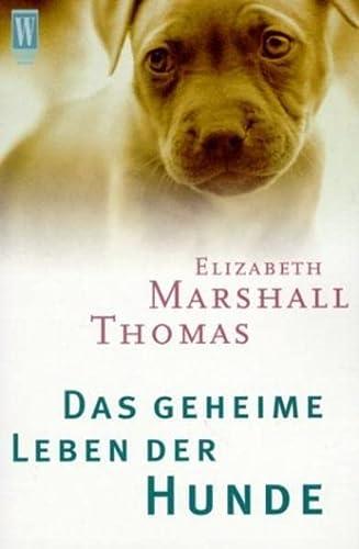 9783499264030: Das geheime Leben der Hunde.