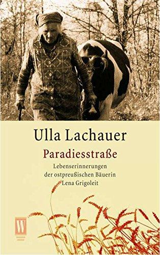 Paradiesstraße.: Lachauer, Ulla