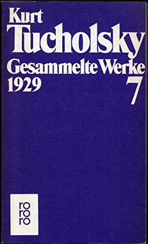 9783499290077: Gesammelte Werke: In 10 Bd