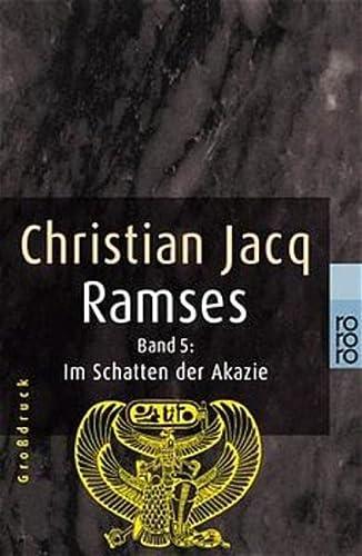 9783499331657: Ramses, Groádruck