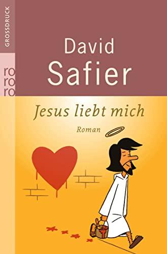9783499332845: Jesus liebt mich. Großdruck
