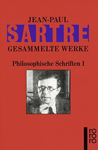9783499340130: Philosophische Schriften 1.