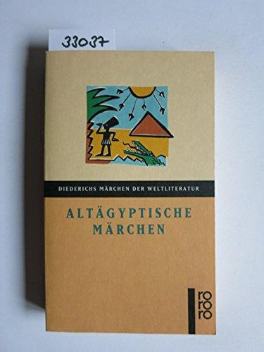 9783499350016: Altägyptische Märchen