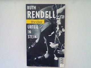 9783499430428: Urteil in Stein (German Edition)