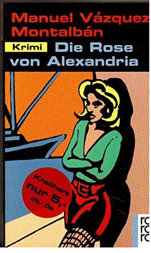9783499432187: Die Rose von Alexandria