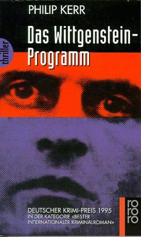 9783499432293: Das Wittgensteinprogramm