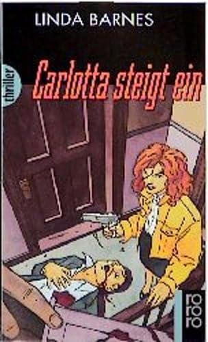 9783499432644: Carlotta Steigt Ein (German Edition)