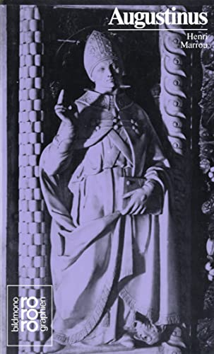 9783499500084: Rowohlts monographien, Nr. 8: Augustinus