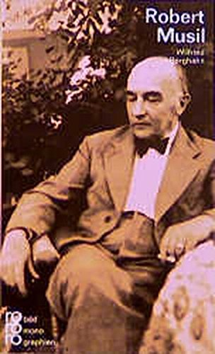 Robert Musil [Perfect Paperback]