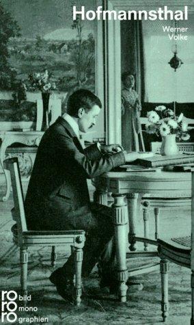 Hugo von Hofmannsthal - Werner, Volke,
