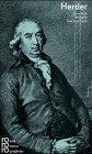 Herder, Johannes Gottfried - Friedrich Wilhelm, Kantzenbach,