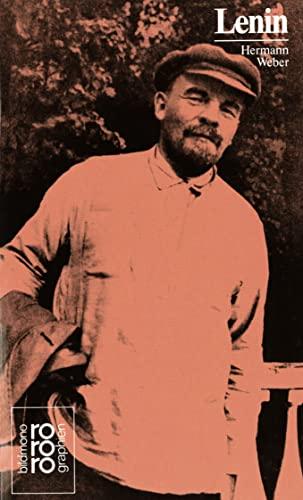 Lenin in Selbstzeugnissen und Bilddokumenten. dargest. von. [Den Anh. besorgte d. Autor] / Rowohlts Monographien ; 168 - Weber, Hermann