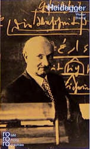 9783499502002: Martin Heidegger in Selbstzeugnissen und Bilddokumenten (Rowohlts Monographien; 200) (German Edition)