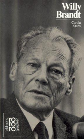 9783499502323: Willy Brandt (Rowohlts Monographien)