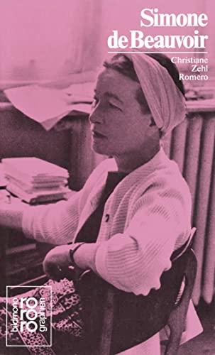Simone de Beauvoir : mit Selbstzeugnissen und Bilddokumenten. - Zehl Romero, Christiane