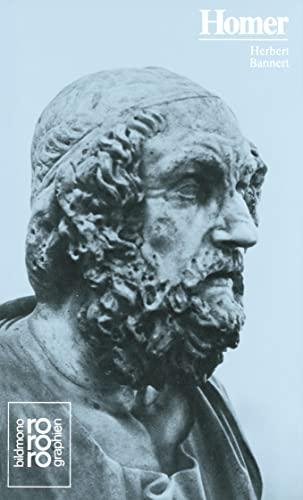 9783499502729: Homer: Mit Selbstzeugnissen und Bilddokumenten (Rowohlts Monographien)