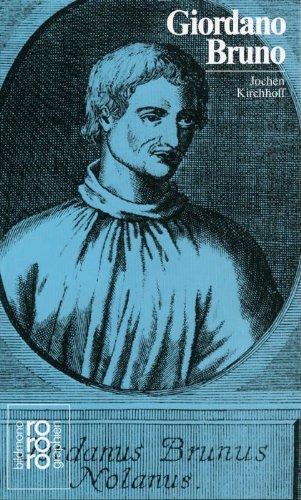 Rowohlts Monographien, 50285: Giordano Bruno - Kirchhoff, Jochen