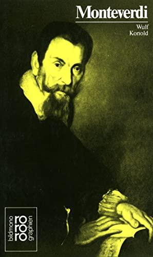 Claudio Monteverdi - Konold, Wulf