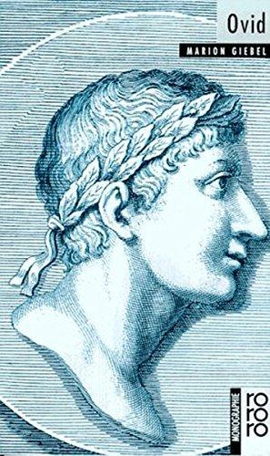 9783499504600: Ovid: Mit Selbstzeugnissen und Bilddokumenten (Rowohlts Monographien) (German Edition)