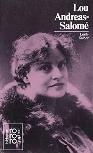 9783499504631: Lou Andreas-Salome: Mit Selbstzeugnissen und Bilddokumenten (Rowohlts Monographien)