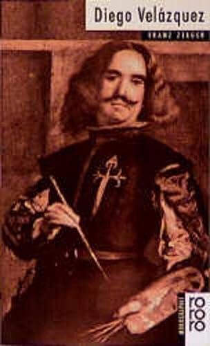 Diego Velázquez. dargest. von Franz Zelger / Rowohlts Monographien ; 497 - Velázquez, Diego Rodríguez de Silva y (Mitwirkender) und Franz (Mitwirkender) Zelger