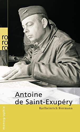9783499505478: Antoine de Saint-Exupéry