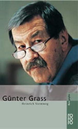 9783499505591: Rowohlt Bildmonographien: Grass, Gunther