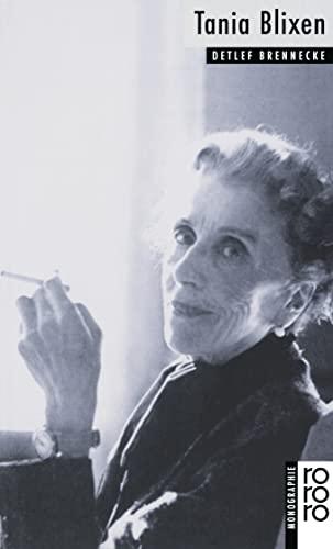 Tania Blixen [Paperback] Brennecke, Detlef - Detlef Brennecke